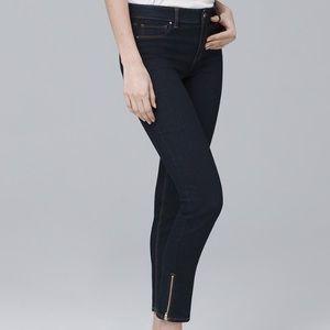 WHBM Crop Jeans